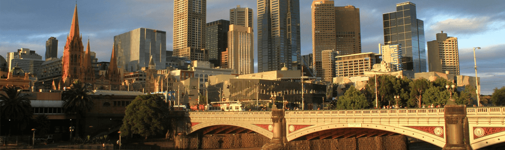 melbourne bridge
