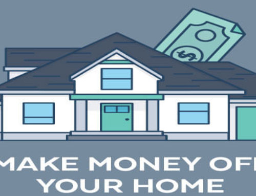 5 Ways to Make Money from Your Own Home