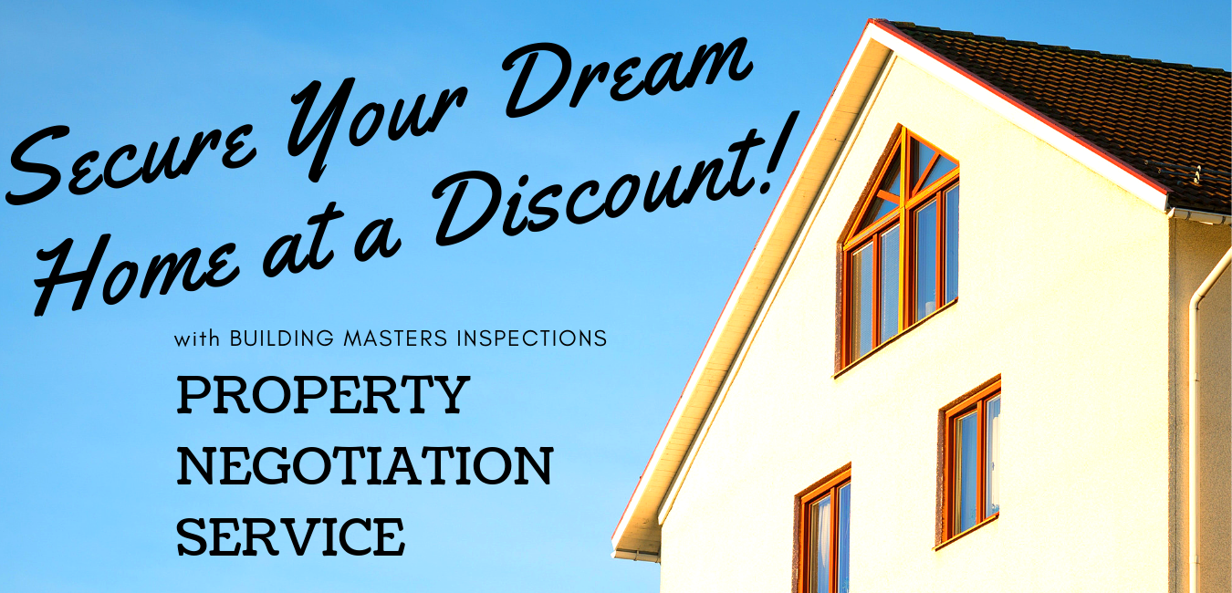Property negotiation landing page header